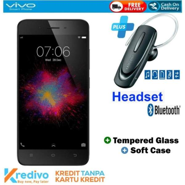 VIVO Y53 2/16 GB - Plus Headset Bluetooth Cash & Kredit Tanpa Kartu Kredit