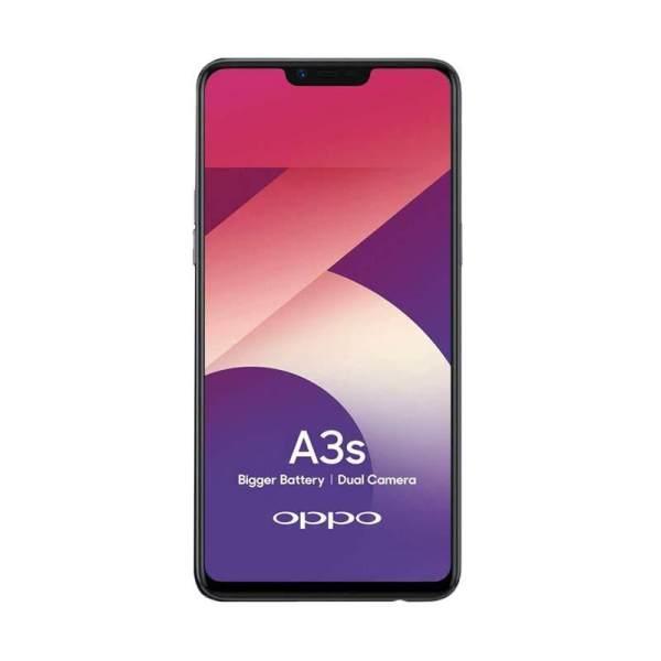 Oppo A3S Smartphone - 2/16GB - Garansi Resmi - Purple