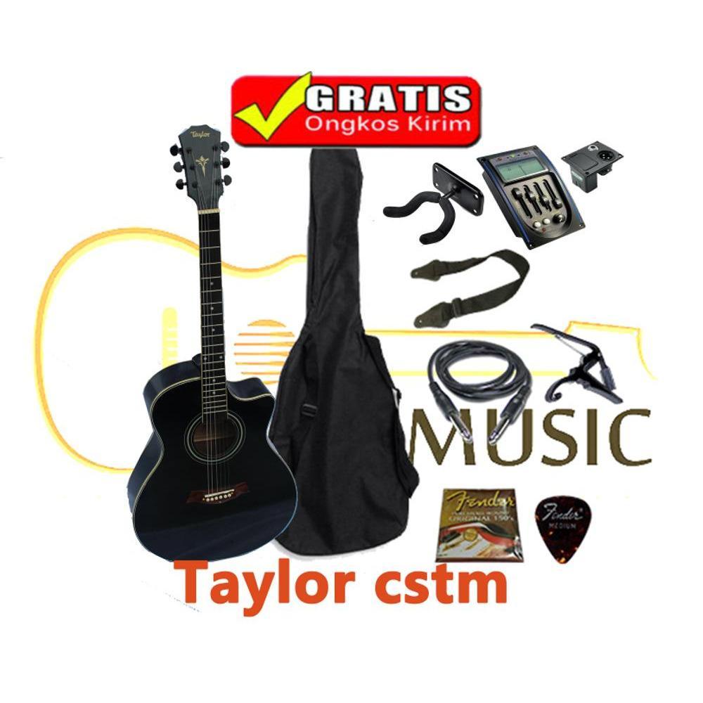 Low Price Strap Gitar Akustik Atau Elektrik Murah Hitam Update Rock You Popeye G7 Dan Bass Promo Taylor Warna
