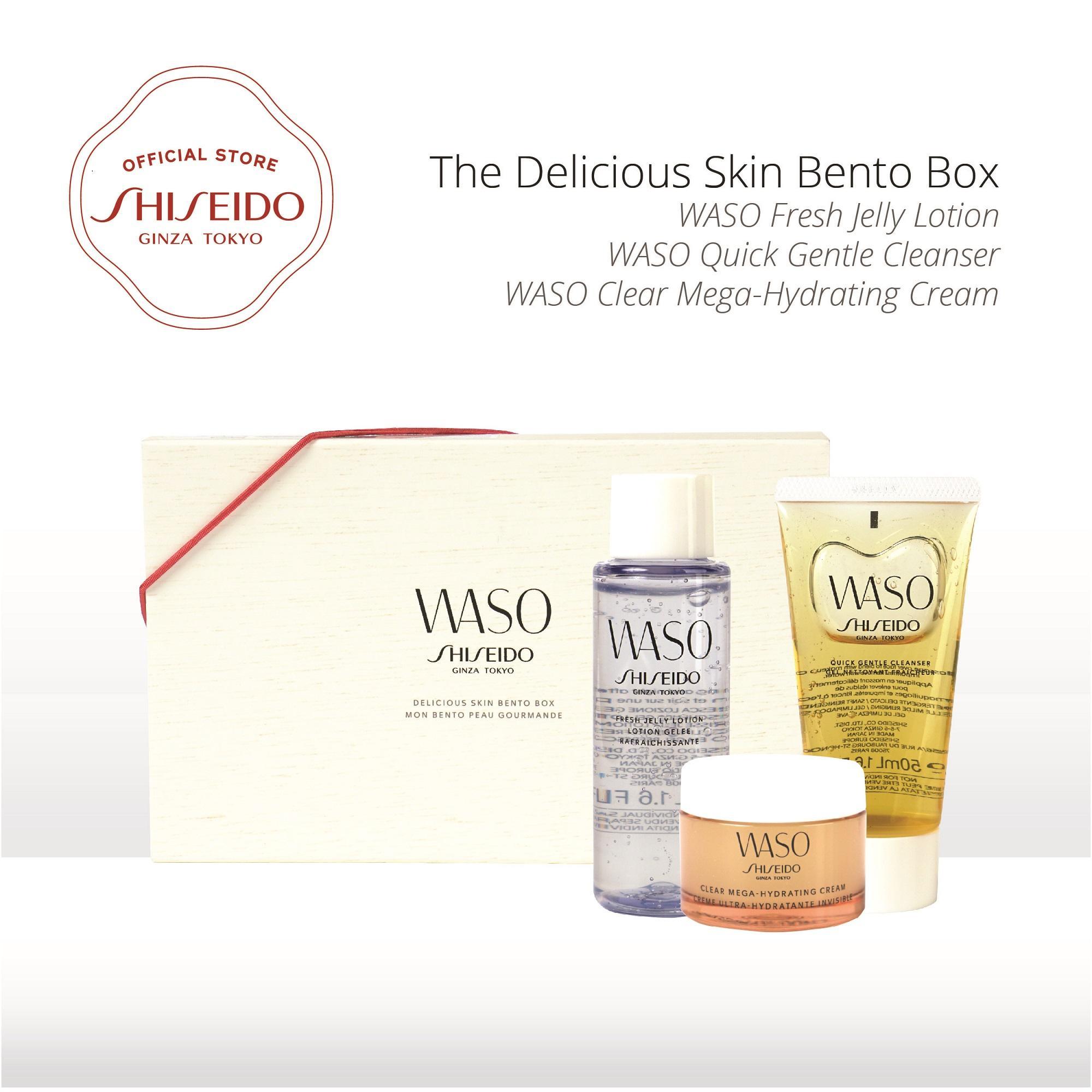 Free 1pcs ... Source · Shiseido Waso Bento Box Online Exclusive .