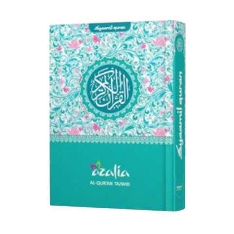Alquran Untuk Wanita Terjemah Sedang Ungu elevenia Source · TBIJ Hijau Tosca Al Quran Tajwid dan