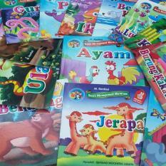 Buku Cerita Anak Seri Mengenal Hewan