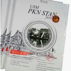 Buku USM PKN STAN - Prepare USM PKN STAN 2018 Comeback Edition