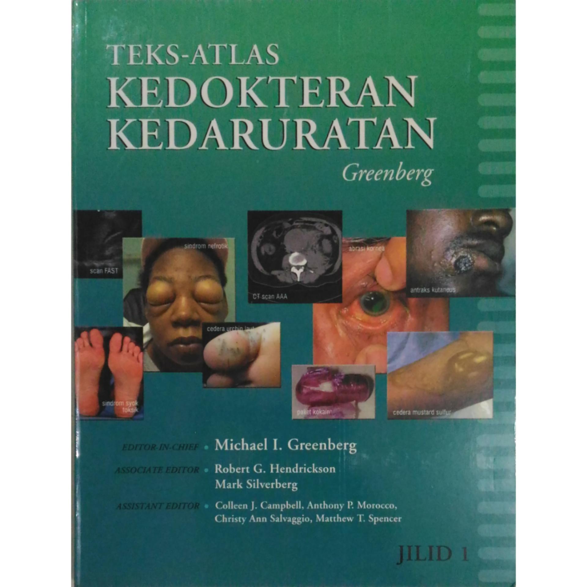Erlangga Teks-Atlas Kedokteran Kedaruratan Jl. 1 Greenberg