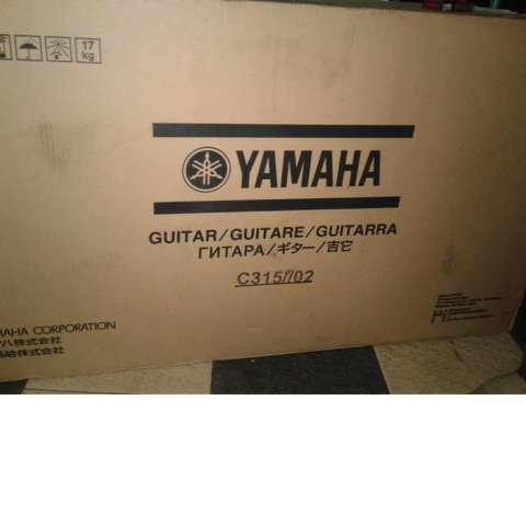 Gitar yamaha C 315 Original