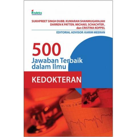 Indeks - 500 Jawaban Terbaik dalam Ilmu Kedokteran - Sukhpreet Singh Dubb