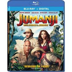 Jumanji: Welcome to the Jungle [Blu-ray] - intl