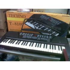 Keyboard Techno T8100 Organ Pemula