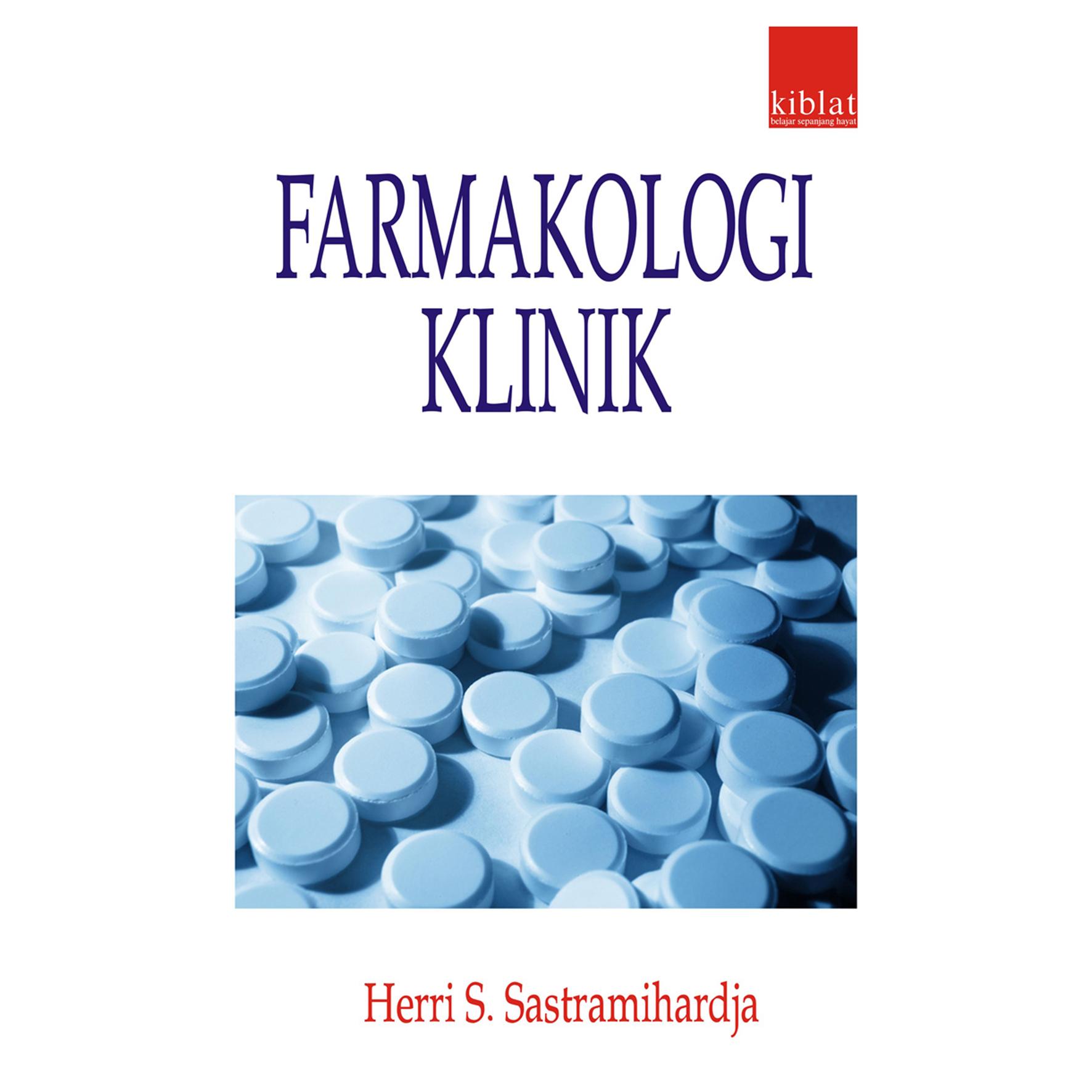 Kiblat Buku - Farmakologi Klinik