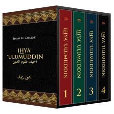 Kiblat Buku - Ihya Ulumuddin 1-4 Edisi Hardcover - Imam Al-Ghazali