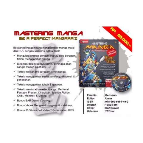 Magenta Group Mastering Manga - Tutorial Lengkap Genta Group 1
