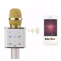 Magic Karaoke Tuxun Q7 Wireless Microphone Karaoke & HIFI Speaker - Random
