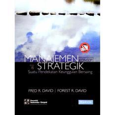 Manajemen Strategik Edisi 5 :Suatu Pendekatan Keunggulan