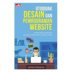 Otodidak Desain dan Pemrograman Website