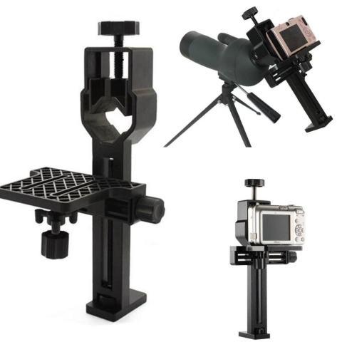 Adaptor Universal Kamera Digital Stan untuk Lingkup Spotting Scope Teleskop-Intl