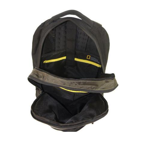 National Geographic NO1114-11 Backpack - Khaki - Tas ransel pria Tas ransel wanita -
