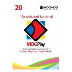 Indomog Mogplay Voucher 20000 - Digital Code