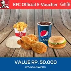 KFC Value E-Voucher 50K