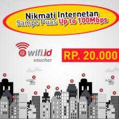 Voucher Wifi.id Rp 20.000