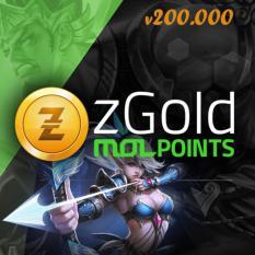 zGold-MOLPoints 2000