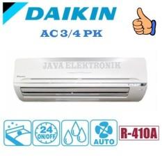 Ac Daikin Split FTNE20MV14 3/4 PK (THAILAND) garansi resmi