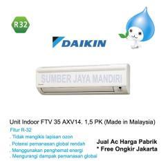 Ac Daikin Split FTV35AXV14 1,5 PK (MALAYSIA) - Putih