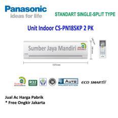 AC Panasonic Split CS-PN18SKP 2 PK - Putih