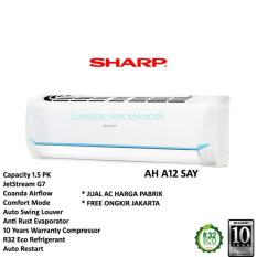 AC Sharp Split AH-A12 SAY 1.5PK - Putih