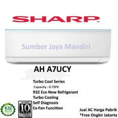 AC Sharp Split AH-A7UCY 3/4PK - Putih