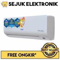 Akari AC-0568GLW AC Split Low Watt 1/2 Pk - Putih - JAKARTA ONLY