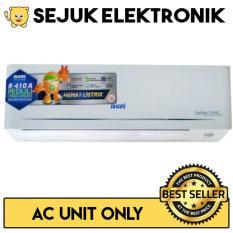 Akari AC-0578PLW AC Split Low Watt 1/2 Pk - Putih - JAKARTA ONLY