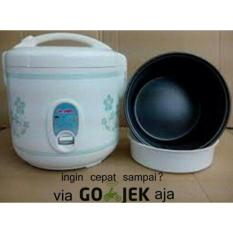 Alat Dapur Niko Nk Rc12 / Magic Com Kecil Niko / Rice Cooker Kecil Murah 3 In 1
