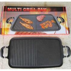 Alat Dapur Panci Panggang Multi Grill Pan Asli - Alat Pemanggang Griller