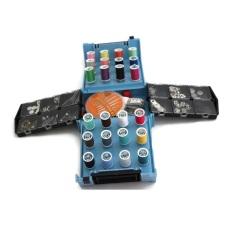 As Seen On Tv Sewing Box Set Mini Portable - Kotak Perlengkapan Mesin Jahit
