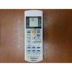 Dijual Remot   Remote AC Panasonic Inverter Econavi Nanoe G ORIGINAL Berkualitas