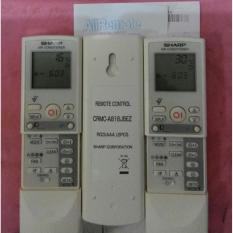 Dijual REMOTE AC SHARP CRMC A816 JBEZ ORIGINAL Limited