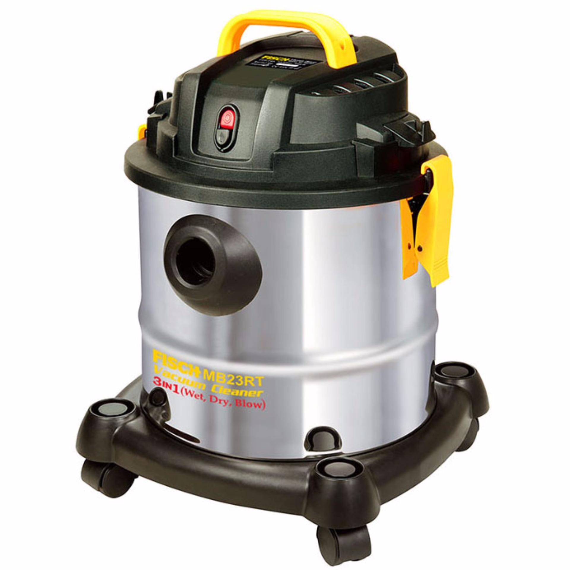 FISCH MB23RT Vacuum Cleaner Full Stainless Steel