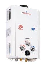 Globaltech Water Heater Gas GLB 12-6 B LED