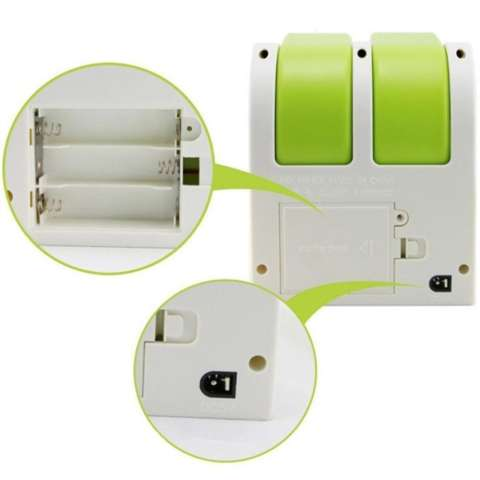 PRODUCTS & SERVICES Source · Home AC Mini Portabel Double Blower USB Wangi Parfume