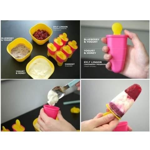 Beli Sekarang Ikea Fun Freezer Ice Lolly Maker Mold Cetakan Es Source · IKEA Chosigt Ice