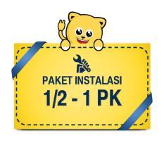 Jasa Installasi AC 0,5 - 1 PK + Material 5 Meter Khusus Jakarta