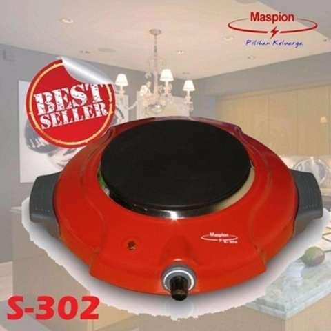 Maspion S-302 Kompor Elektrik Anti Lengket 2