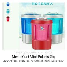 Mesin Cuci Mini Polaris Praktis Simple Cocok Untuk Anak Kost