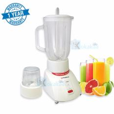 Nagoya Blender Glass Jar NGY-T1GN Bahan Kaca Low Watt with Grinder