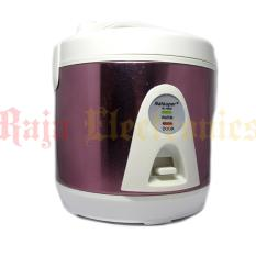 Natsuper Rice Cooker 1.8 liter NC-1090S ( Premium Stainless Steel )