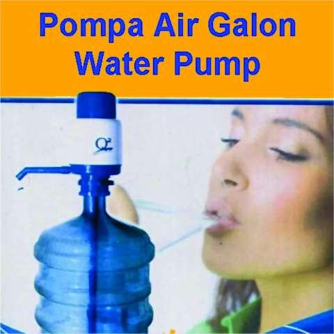 O2 Pompa Air Galon WATER PUMP 2