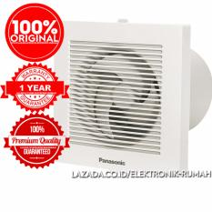 Original Panasonic Ventilasi Exhaust Ceiling Fan FV10EGS1ABN - Kipas Angin