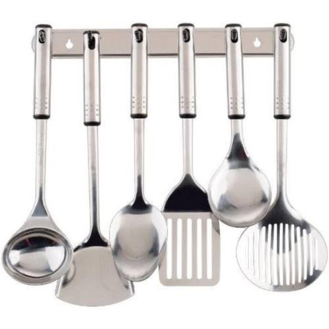 Oxone Spatula Stainless Steel 6 in 1 OX-963