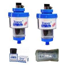 Paket Hemat Zernii Filter Air - 2 Zernii Filter Kapas Filter Karbon Aktif Filter