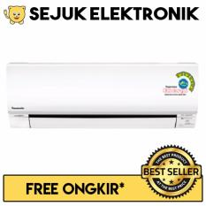 Panasonic CS-KN9SKJ Ac Split 1 PK Low Watt - Putih - JAKARTA ONLY